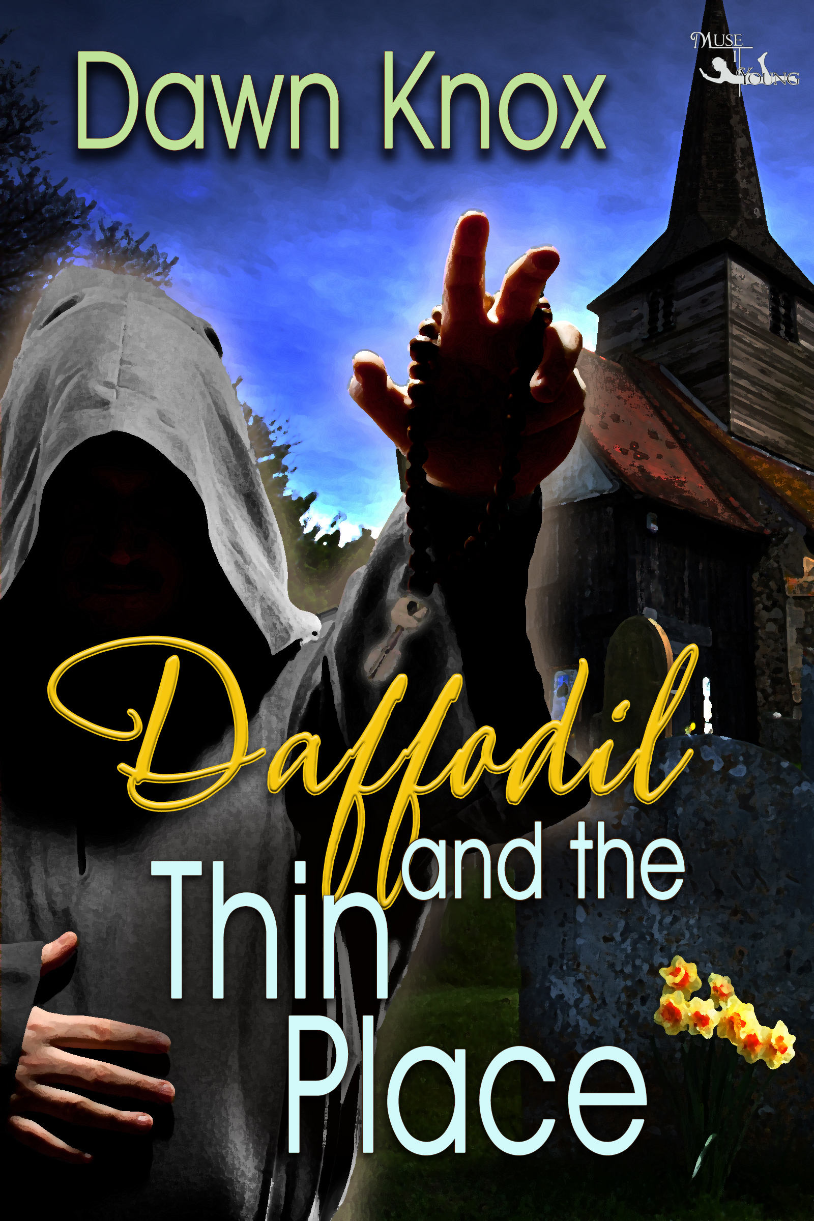 Daffodil and the Thin Place book cover