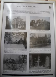 Photos of Miss Willmott and her house at Warley Place