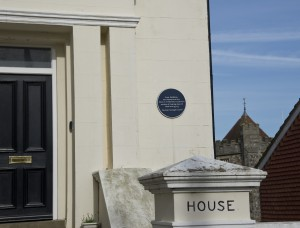 Catherine Cookson's house in Hastings