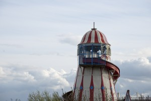 Helter Skelter at Southend-on-Sea