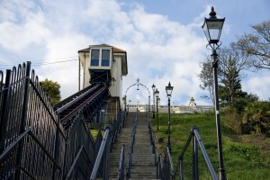 Southend-on-Sea cliff lift