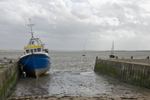 Low tide at Leigh-on-Sea