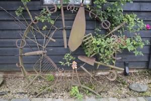 Reg in the 'Suffolk Swiss Army Knife'