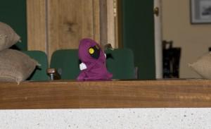 Grim Reaper puppet