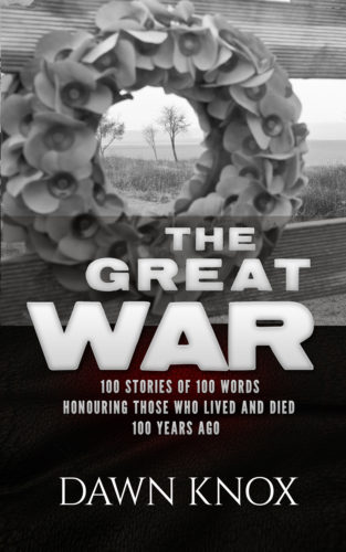 New Cover for the Great War