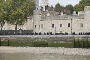 Traitors' Gate into the Tower of London