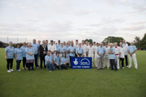 Forget Never All Stars and Wickford Cricket Club