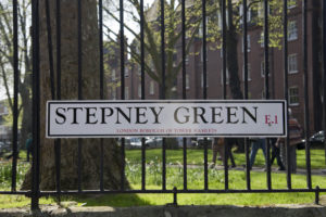 Stepney Green, E1, London