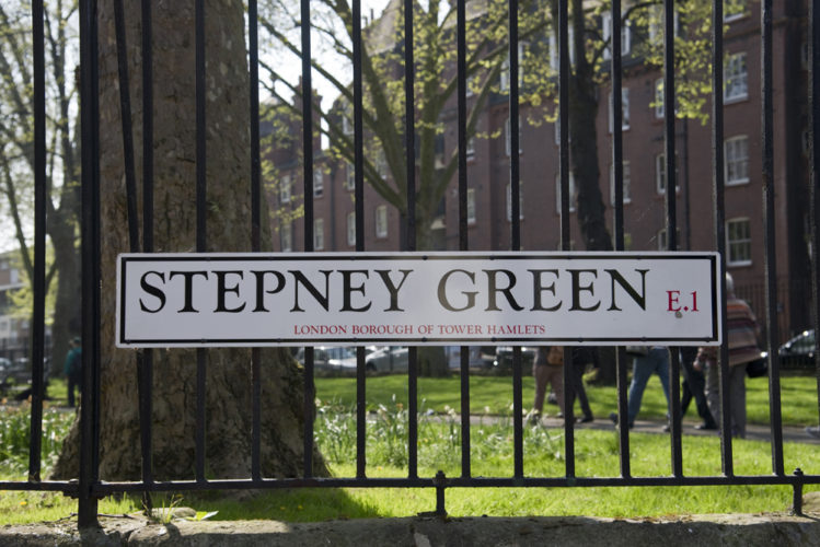 A Stroll Around Stepney, E1, London