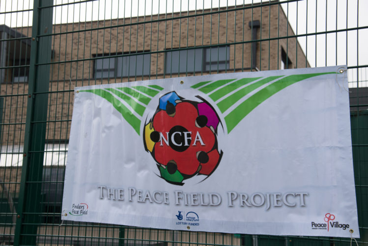 Football as a Bridge to Peace