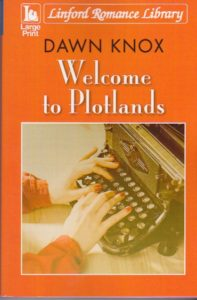 Large print book 'Welcome to Plotlands'
