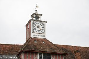 Ingatestone Hall bell tower