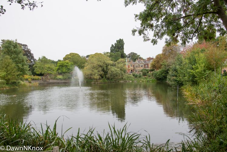 Bletchley Park - Home of the Enigma Codebreakers