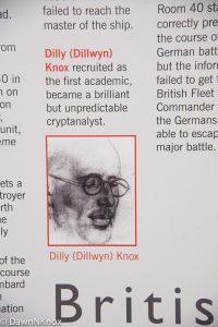 Dilly (Dilwyn) Knox