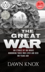 Cover for the Great War book