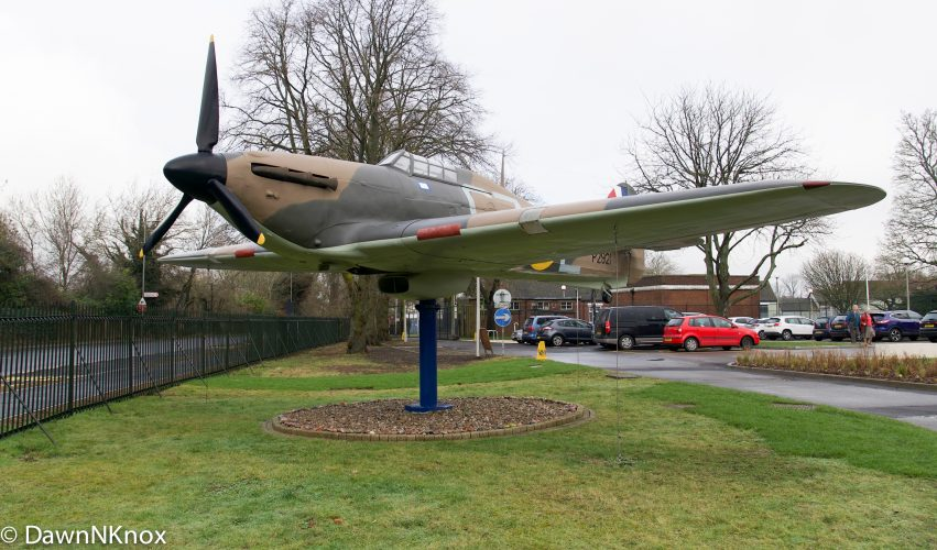 A Jaunt to RAF Biggin Hill