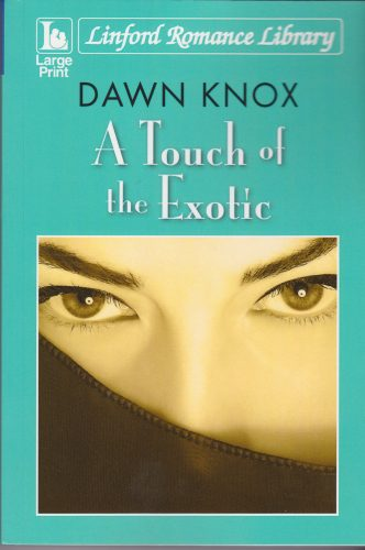 A Touch of the Exotic book cover