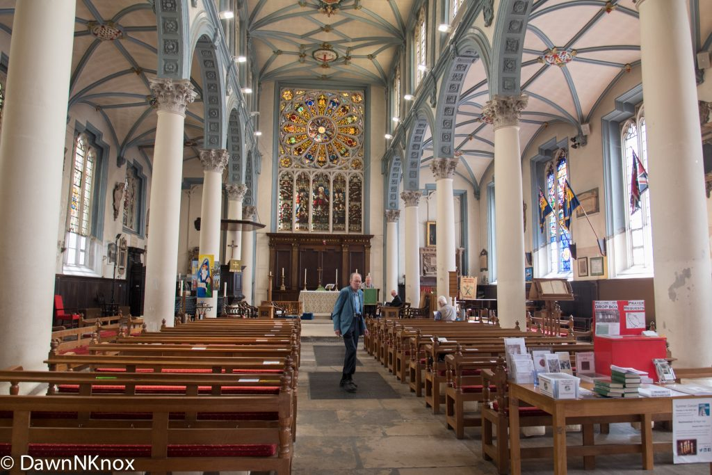 St Katherine Cree, London EC3