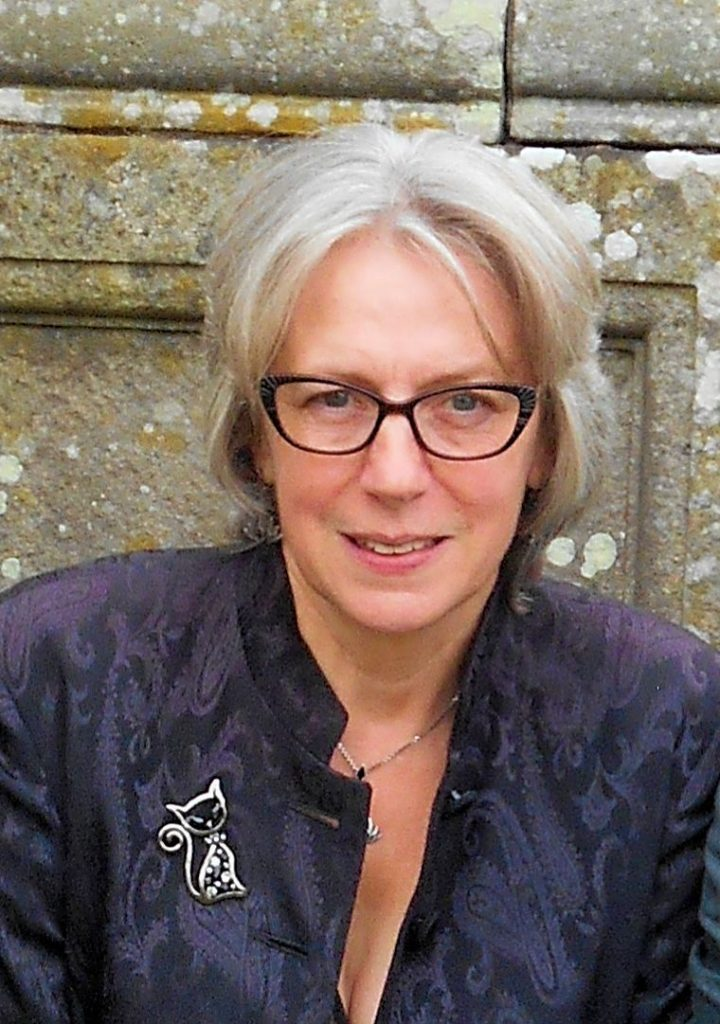 Author Paula RC Readman